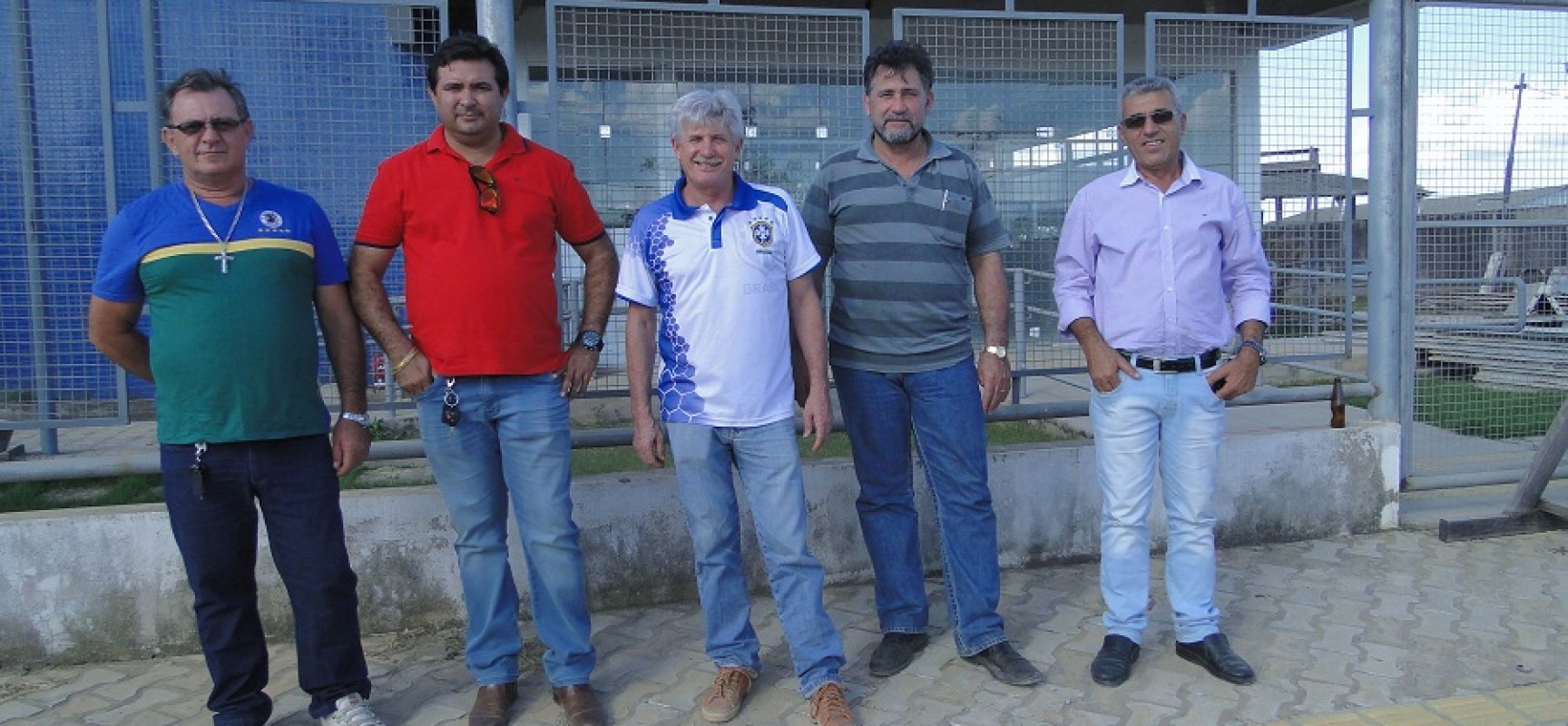 Deputado Zé Geraldo e Airton Faleiro em Novo Progresso