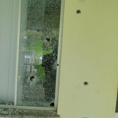 Casa do Sec. de Meio Ambiente que hospedava agentes do ICMBIO sofre atentado a tiros nessa madrugada de terça-feira