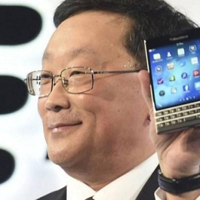 Blackberry lança Passport, o seu smartphone quadrado