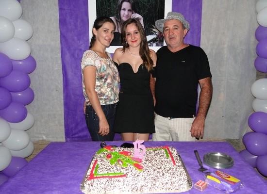 Aniversário: Gabriela Vieira Piran 22\10