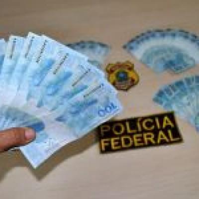 Homem é preso com quase R$ 2 mil em notas falsas em Altamira