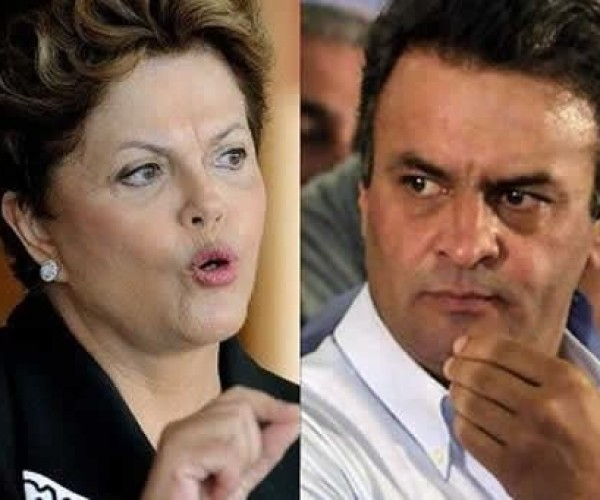 Datafolha: Dilma tem 52%, e Aécio, 48% dos votos válidos Levantamento com 4.389 eleitores foi feito nesta segunda (20)