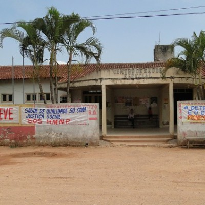 Servidores da Saúde fazem paralisação no município de Novo Progresso
