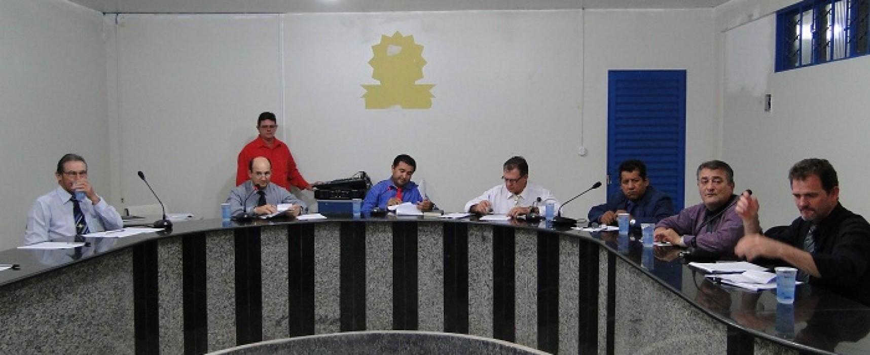 Vereadores escolhem hoje o novo presidente da Câmara
