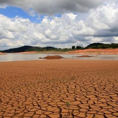 Nível do Cantareira cai mais 9,7% e segue em queda frequente