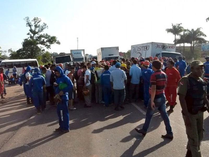 Rodovia BR-316 é liberada após fim de protesto