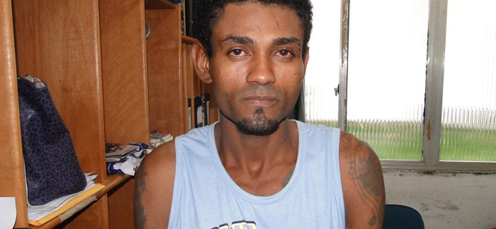 Juninho é preso após cometer furto em Novo Progresso