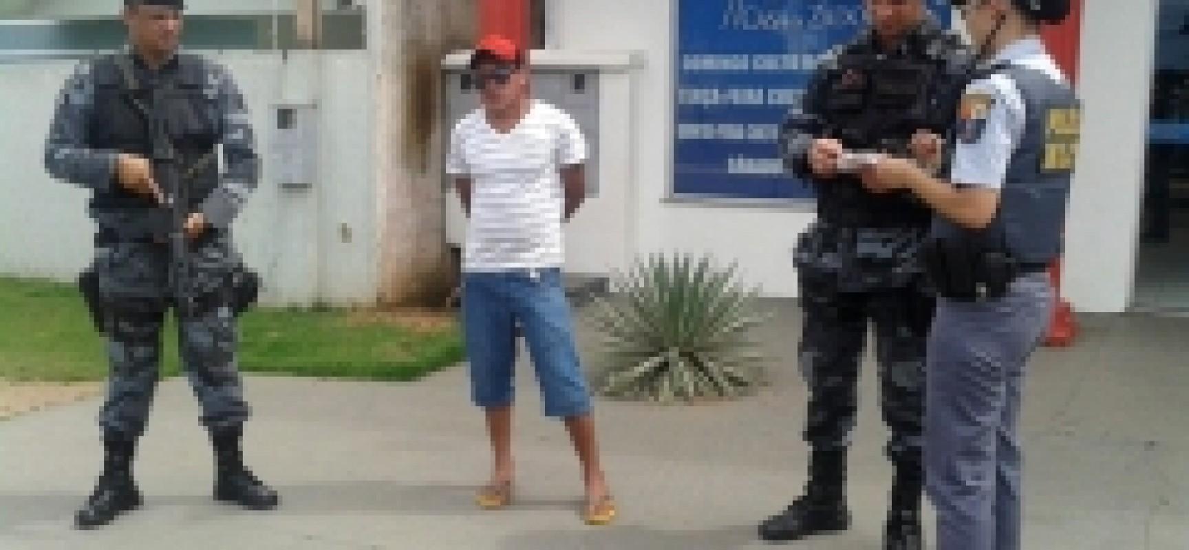 Polícia pega 19º fugitivo da cadeia de Nova Mutum