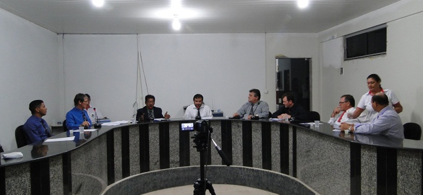 Denúncia contra Vereadores é arquivada em Reunião Plenária