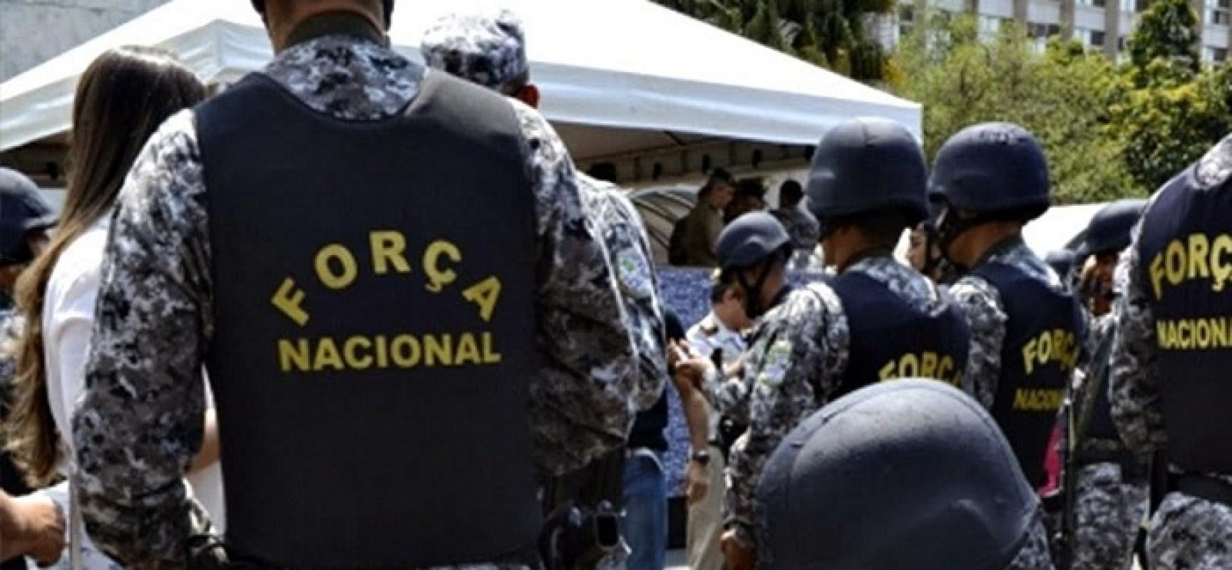 PM prende dois suspeitos de ter baleado policial da Força Nacional