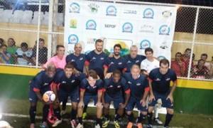 Equipe Amigos do Zico goleou Seleção de Vitória do Xingu