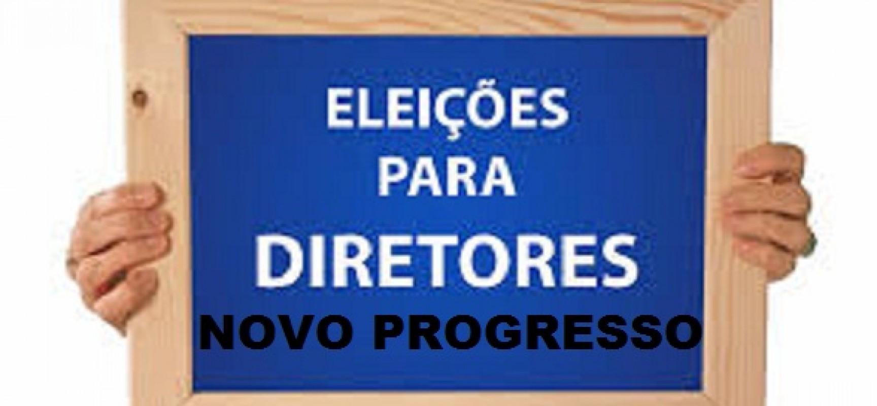 As escolas municipais de Novo Progresso realizarão eleição para a escolha das novas direções