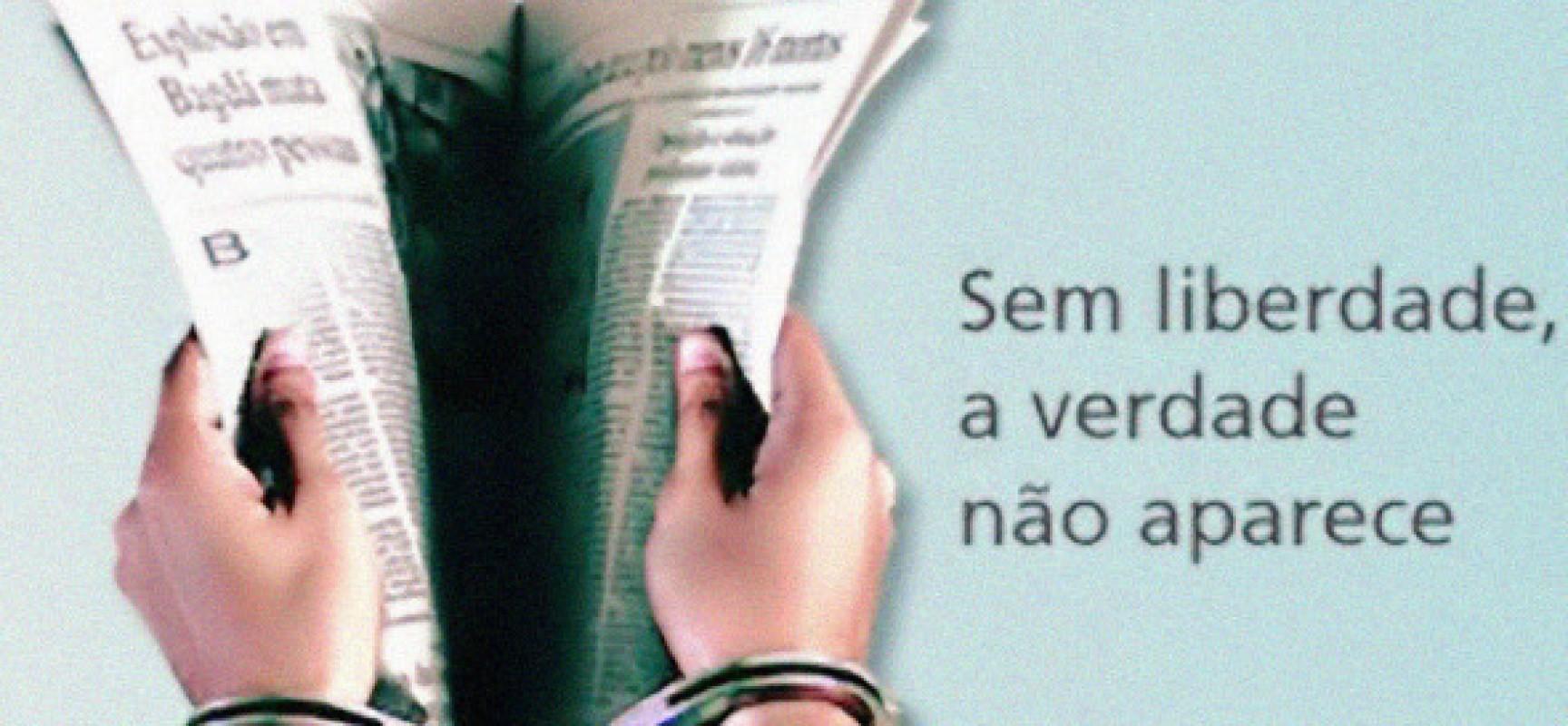 Prefeito Joviano proíbe presença da imprensa em reunião com comitiva de Mato Grosso