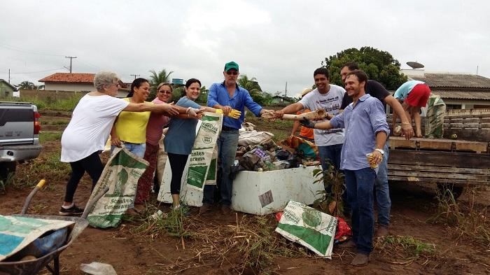 Moradores fizeram mutirão para limpeza do Bairro São  ~ Baclofen Hiccups