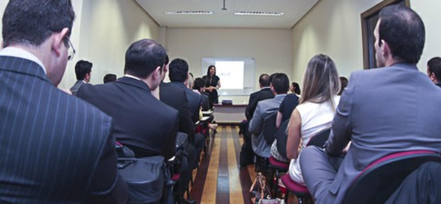 Juízes Substitutos participam de curso direcionado a legislação eleitoral