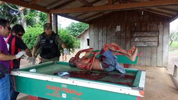 de1420d5bdb Homem assassinado com requintes de crueldade – Folha do Progresso ...