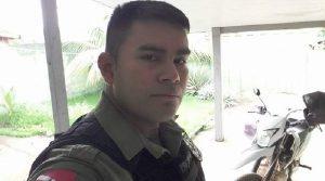 Policial Militar, atirou em festa
