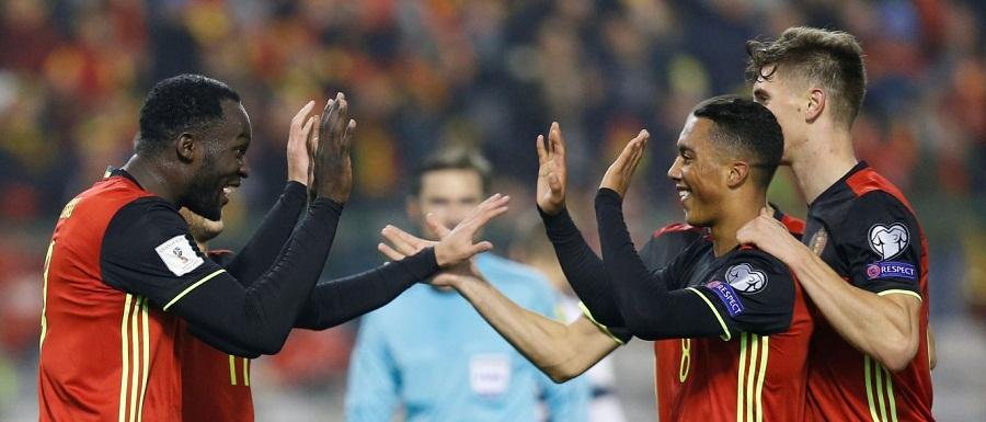 Eliminatórias -Bélgica faz 8 na Estônia  Portugal também goleia ... 02068ac0384e1