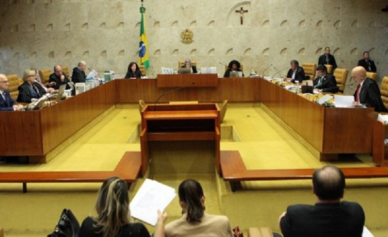 STF mantém políticos condenados antes de 2010 inelegíveis