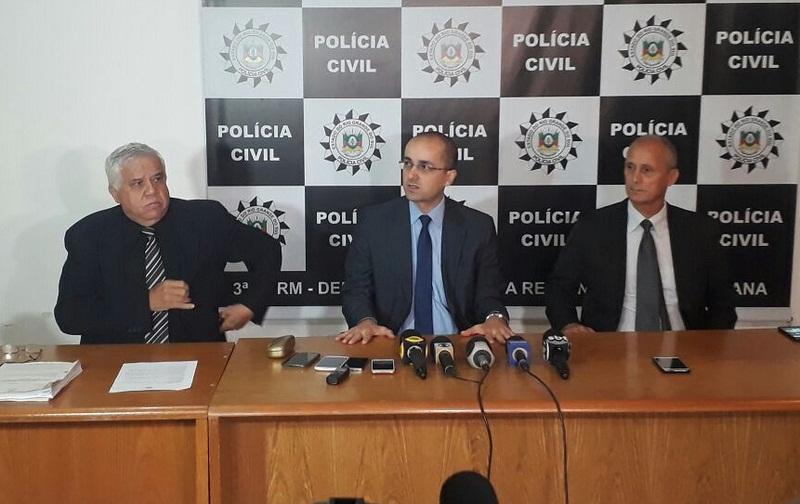 Sete pessoas são investigadas por ritual macabro — Giro pelo Brasil