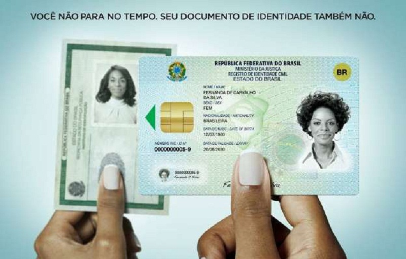 Brasileiro deve ter identidade no celular já em julho