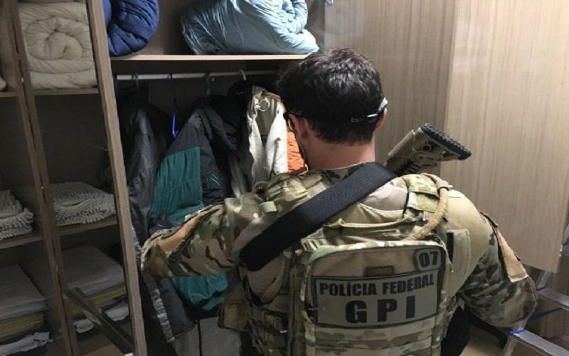 PF faz operação contra racismo e terrorismo praticados na internet
