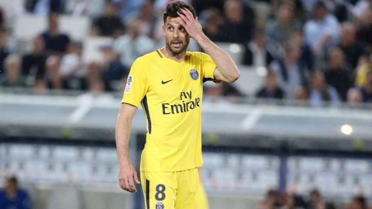 Thiago Motta anuncia aposentadoria no PSG