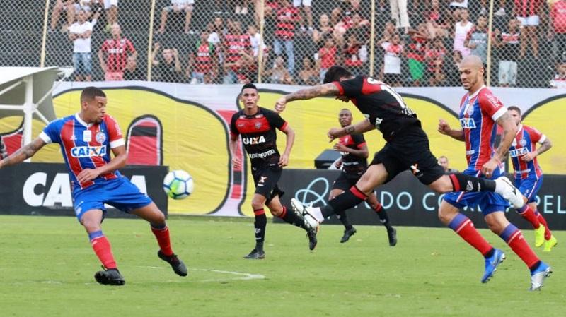 05670bdc0f Bahia arranca empate com Vitória no clássico e mantém tabu – Folha ...