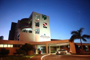 Hospital Regional do Baixo Amazonas vai ampliar área de atendimento para casos de Covid [Foto: ARQUIVO / AG. PARÁ]