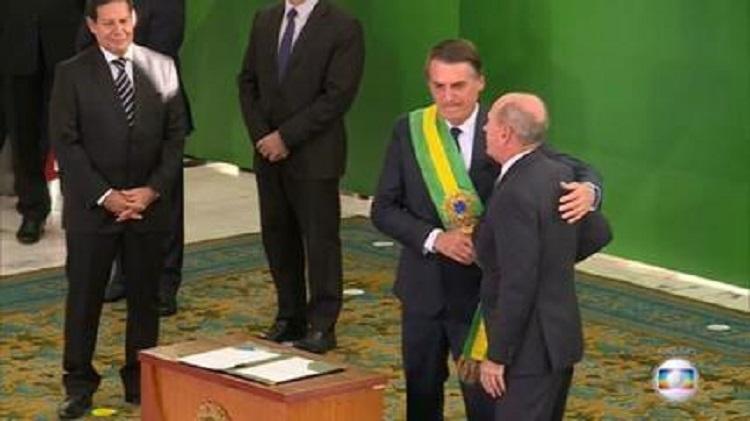 Bolsonaro faz reforma ministerial com seis mudanças; saiba quem entra e quem sai (Foto:Reprodução)